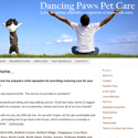 Dancing Paws Pet Care